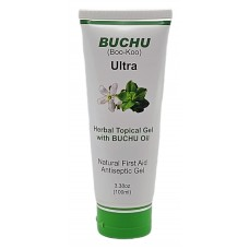 BUCHU Ultra Natural First Aid Antiseptic Gel  4oz Tub