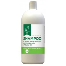 Equestrain AID Horse Shampoo - A natural herbal shampoo with the benefits of Buchu Oil